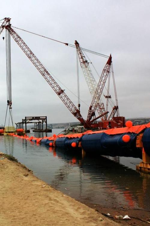 Offshore, EMR, para-pétrolier, installations portuaires
